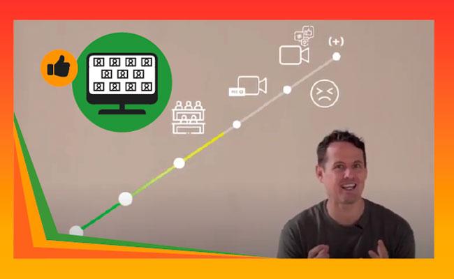 ¿Cómo facilitar clases virtuales cautivadoras?